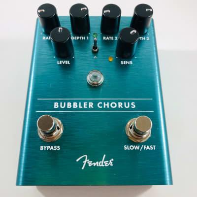 Fender Bubbler Chorus  *Sustainably Shipped*