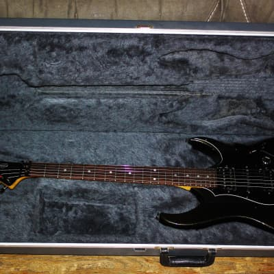 Rare Original Floyd Rose Version 1991 Fender Heartfield OHSC Perf-Frets,Perf-Action,Perf-Set-up!WOW! for sale