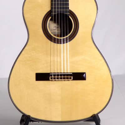 Kenny Hill P615 - 3/4 Size Classical Guitar - All solid wood, Spruce top, Indian Rosewood B/S for sale