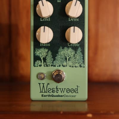 Earthquaker Devices Westwood Overdrive Pedal for sale