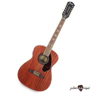 fender in 12 string acoustic guitars reverb Fender Villager 12 String Guitar fender tim armstrong hellcat 12 twelve string acoustic electric guitar