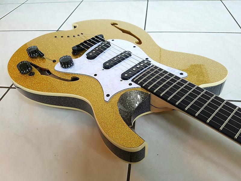 2019 Brin Addison Guitars