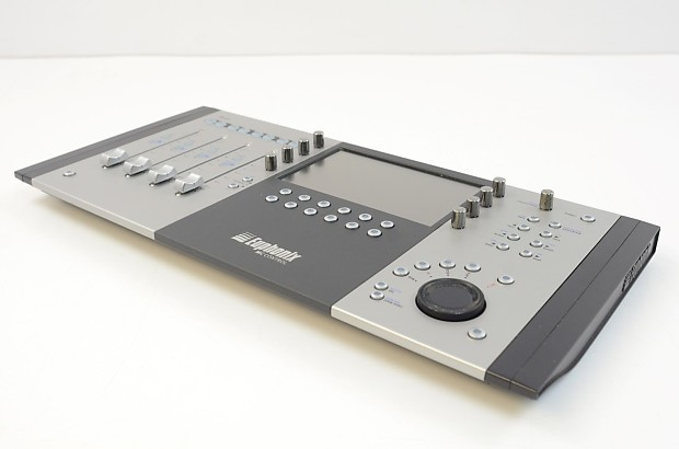 avid euphonix mc control touch screen control surface in box reverb. Black Bedroom Furniture Sets. Home Design Ideas