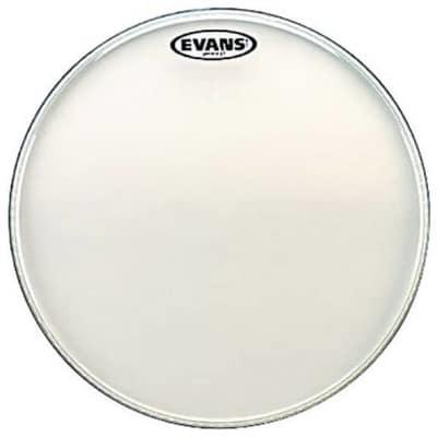 """Evans G1 Series TT13G1 Batter Single Ply 13"""" Clear Drumhead Drum Head"""