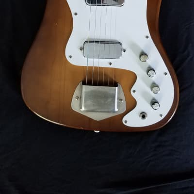 Old Kraftsman Vanguard 1960 Sunburst for sale
