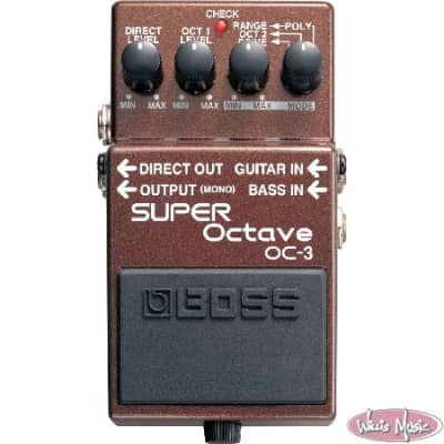 Boss Oc-3 Super Octave-USED for sale