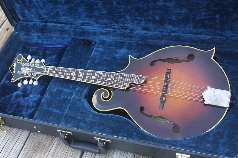 Kentucky KM-1000 Mandolin Early Sumi Era - Japan Built 1980's Very Rare!!