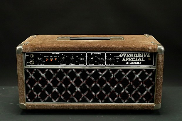 Ray Price Ford >> 1983 Dumble ODS Overdrive Special   Reverb