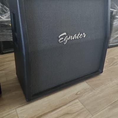 Egnater Vengeance VN-412A angled guitar speaker cabinet-