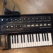 Moog MicroMoog 1970s Black image