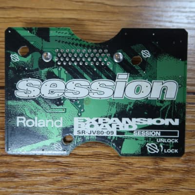 Roland SR-JV80-09 Session Expansion Board