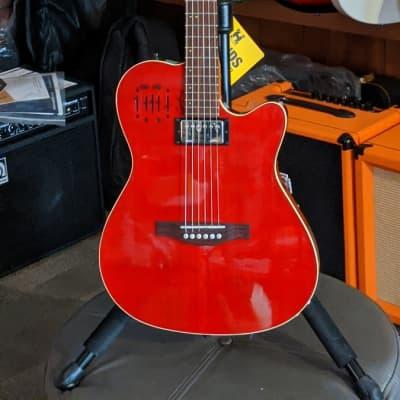 Godin A6 Ultra Red