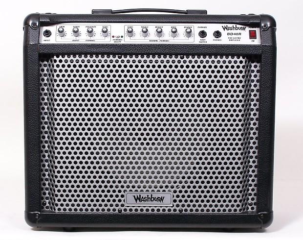 Washburn BAD DOG BD40R 40 watt GUITAR COMBO AMPLIFIER | The Guitar Factory | Reverb