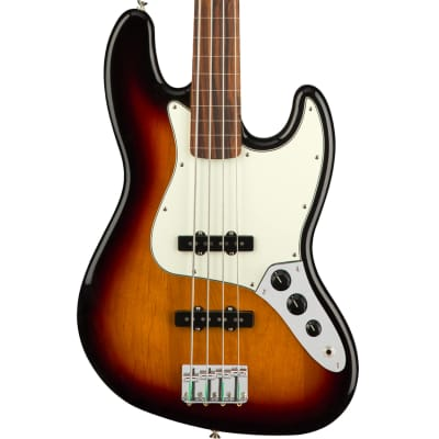 Fender Player Jazz Bass Fretless 3-Color Sunburst