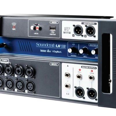 Soundcraft Ui-12 Digital Mixer