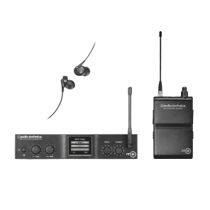 Audio-Technica M2M Wireless In-Ear Monitor System (Band M)