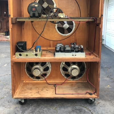 Allen Gyrophonic Speaker  1950s for sale