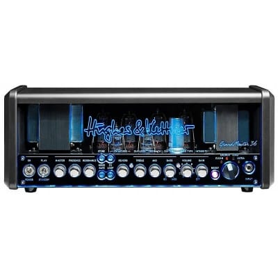 Hughes & Kettner GrandMeister 36 4-Channel 36-Watt Guitar Amp Head