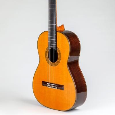 Pavan TP-20  Cedar Spanish Classical Guitar for sale