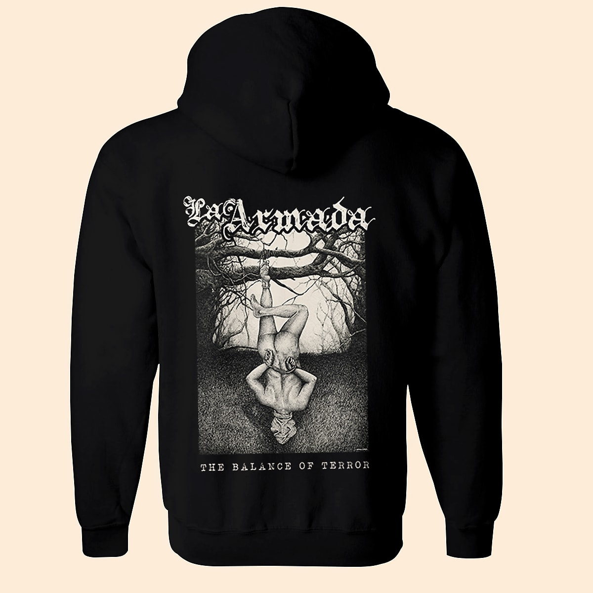 La Armada - The Balance Of Terror - Hoodie  - XL