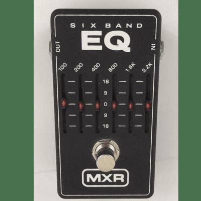 MXR 6-Band Graphic EQ
