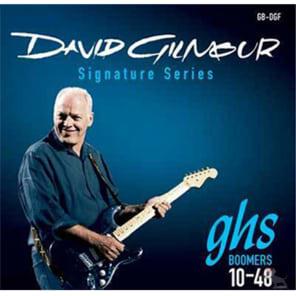 GHS GB-DGF David Gilmour Signature Series Nickel-Plated Electric Guitar Strings - (10-48)