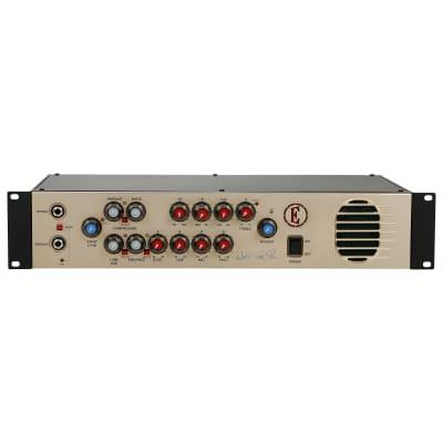 Eden WTP600 World Tour Pro Bass Amplifier Head (600 Watts), Warehouse Resealed
