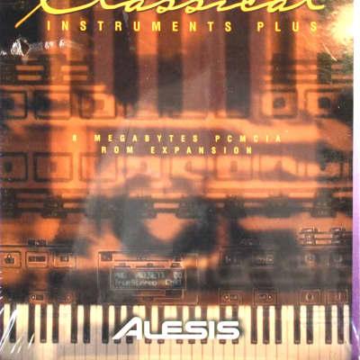 Alesis Classical Instruments Plus Q-Card 1996