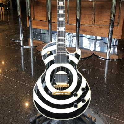 Gibson Zakk Wylde Les Paul Custom Bullseye for sale