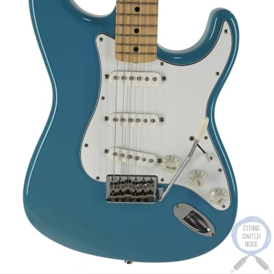 Fender Stratocaster, California Blue, 1993, Hard to Find Finish for sale