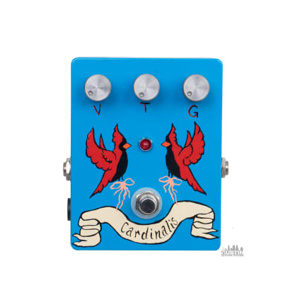 Cardinal  Cardinalis Overdrive and Boost Hand-Painted for sale