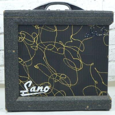 Vintage 1960s Sano Sterophonic Hi Fi 1x12 Combo Amp for sale