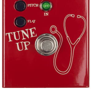 Dr. Green Tune Up Bass Tuning Pedal
