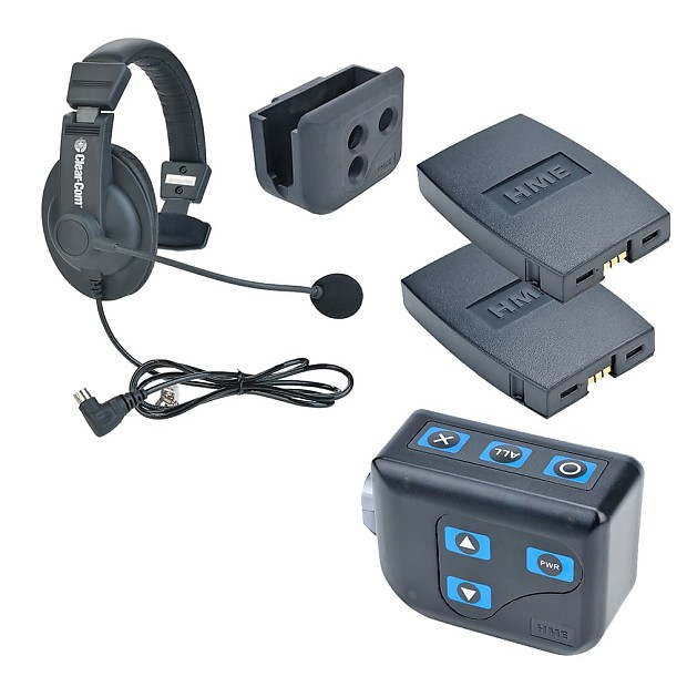 52a885b775f HME BP300 Beltpack for DX300ES (with CC-15 Headset and Accessories)