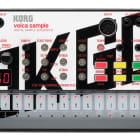 Korg Volca Sample OK GO Edition Digital Sample Sequencer image