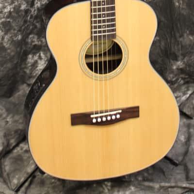 2017 Fender CT140SE Sunburst Acoustic Electric Guitar w/Case - Natural for sale