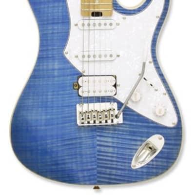 Aria Pro II 714-MK2 Turquoise Blue