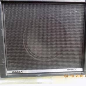 Peavey 112SX 75-Watt 1x12 Guitar Speaker Cabinet