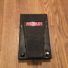 Morley Pro series volume wah
