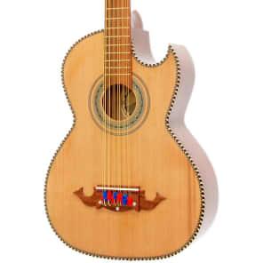 Paracho Elite Guitars Victoria-P 12-String Bajo Sexto with Electronics