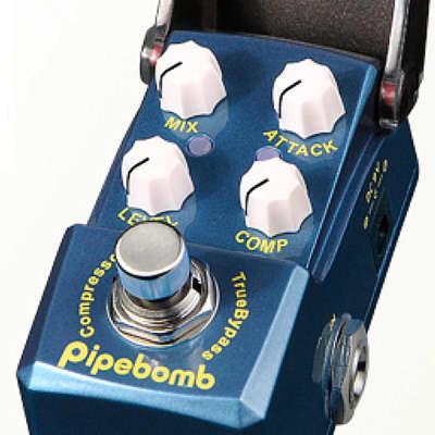 JOYO Pipe Bomb COMPRESSOR IRON MAN Mini Series JF-312 NEW! FREE SHIPPING for sale