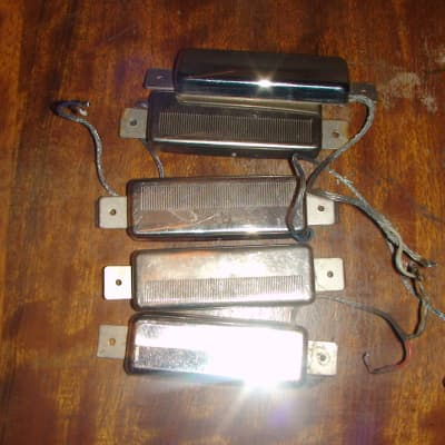 Pickup for Electric Guitar Soviet USSR
