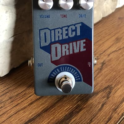 Barber Direct Drive Overdrive V3