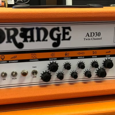 Orange AD30 all tube guitar head