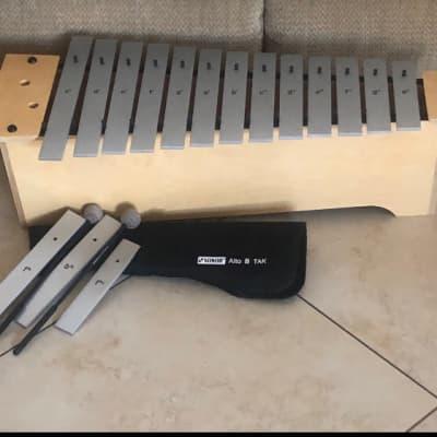 Sonor Global Beat MA GB Alto Metallophone 2019 Silver