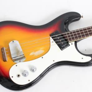 Mosrite Ventures Bass Sunburst 1966