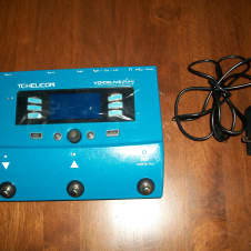 TC Helicon Voicelive Play Reverb Delay Vocal Harmony