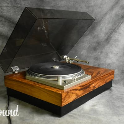 Technics SP-12 direct drive turntable W/ fidelity research FR-54 Tone arm