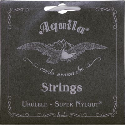 Aquila Super Nylgut Ukulele Strings - 104U Concert Low G