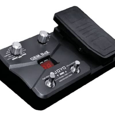 JOYO GEM BOX Multi Effect Pedal for Guitar for sale